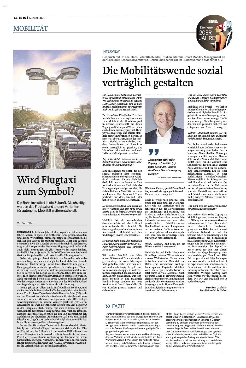 Cover: Focus Online - Krise Befeuert Umdenken in Auto-Industrie und eröffnet Deutschland globale Chancen